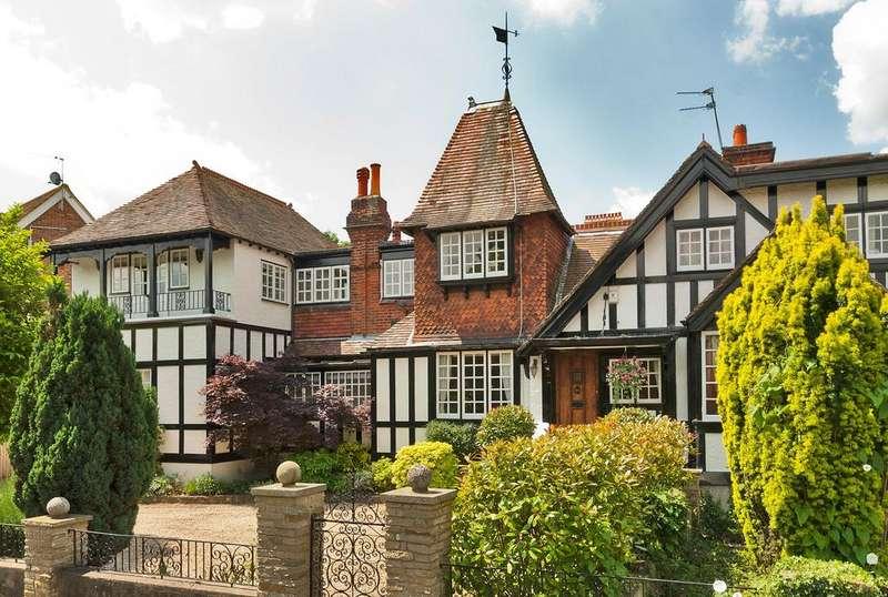4 Bedrooms House for sale in Glebe Road, Bray