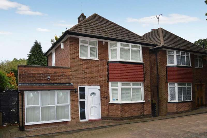 3 Bedrooms Detached House for sale in Studley Road, Luton, LU3 1BB