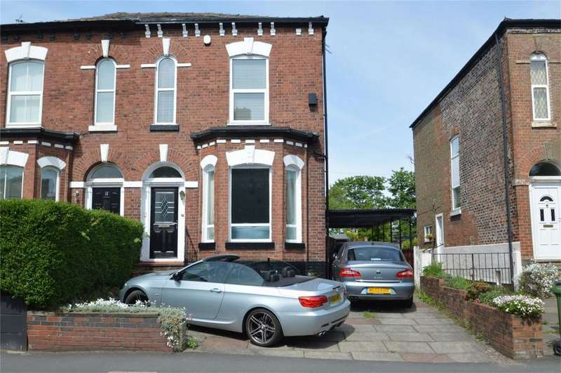 3 Bedrooms Semi Detached House for sale in Hope Road, SALE, Cheshire