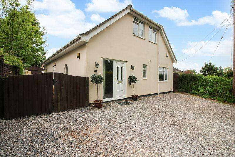4 Bedrooms Detached House for sale in Clevedon Road, Failand