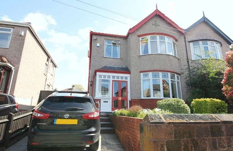 3 Bedrooms Property for sale in Hattons Lane, Childwall, Liverpool, L16,