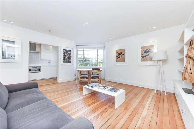2 Bedrooms Flat for sale in Nightingale Lane, SW12