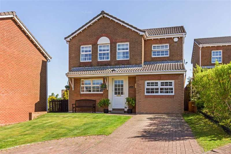 5 Bedrooms Detached House for sale in Strathnaver Gardens, Hairmyres, EAST KILBRIDE
