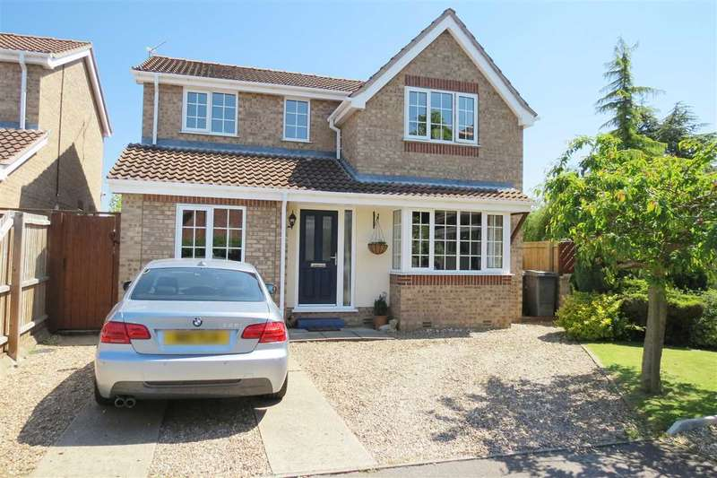 4 Bedrooms Detached House for sale in Peterborough Way, Sleaford