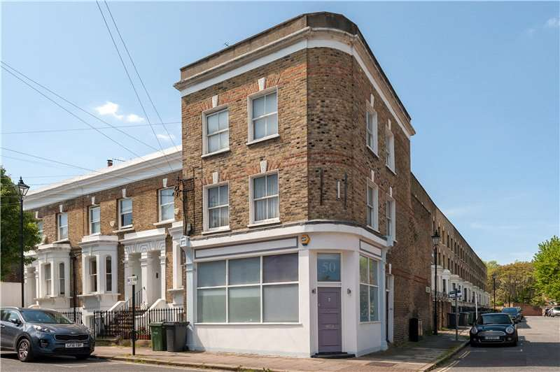 2 Bedrooms Flat for sale in Monkton Street, Kennington, London, SE11