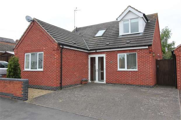 3 Bedrooms Detached House for rent in Clarke Street, MARKET HARBOROUGH, Leicestershire