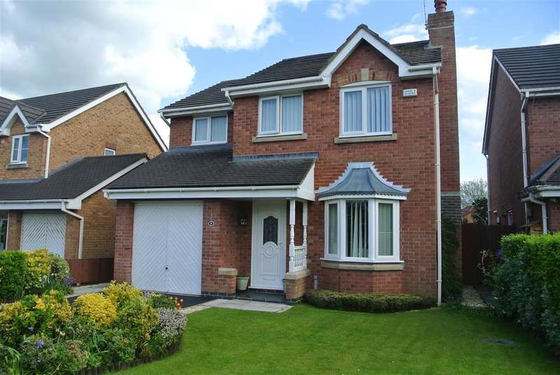 3 Bedrooms Detached House for sale in Emerald Close, Thornton-Cleveleys