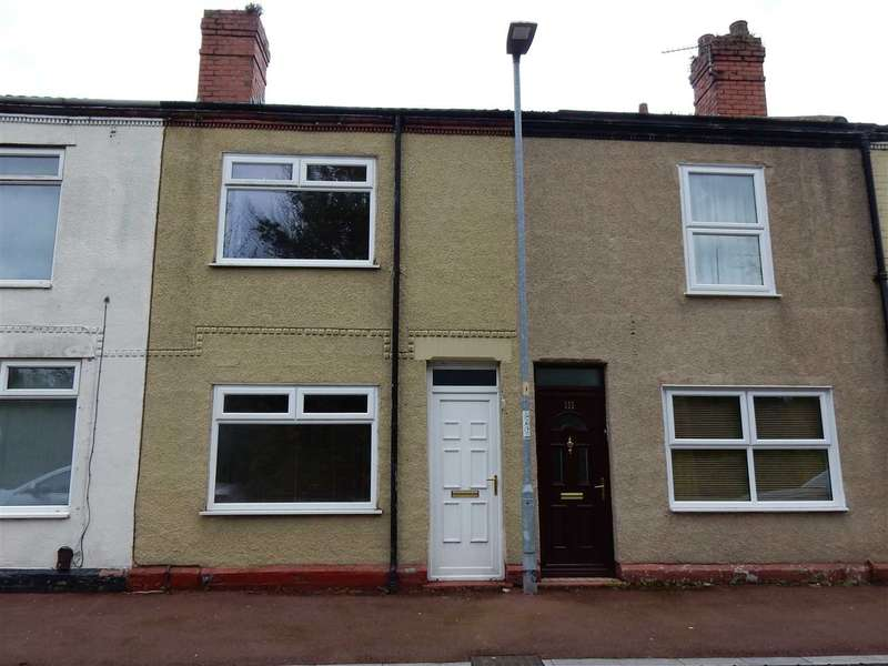 2 Bedrooms Terraced House for sale in Kimberley Street, Warrington