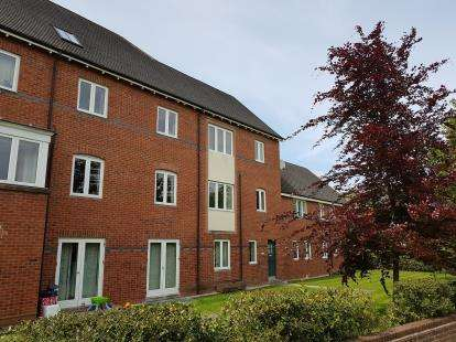 2 Bedrooms Flat for sale in Huntspill Road, West Timperley, Altrincham, Greater Manchester