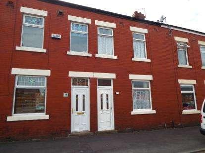 2 Bedrooms Terraced House for sale in Co-Operative Street, Bamber Bridge, Preston, Lancashire