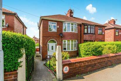 3 Bedrooms Semi Detached House for sale in Reddish Road, Reddish, Stockport, Cheshire