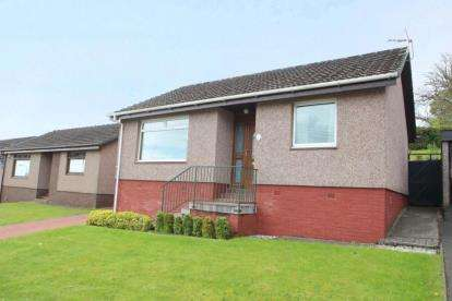 2 Bedrooms Bungalow for sale in Duncarnock Crescent, Neilston, Glasgow, East Renfrewshire
