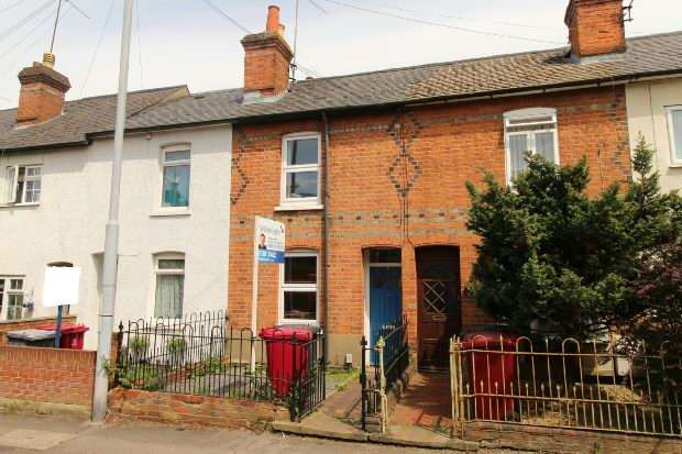 2 Bedrooms Terraced House for sale in Blenheim Gardens, Reading