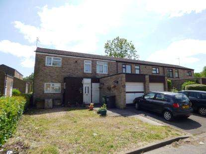 3 Bedrooms Semi Detached House for sale in Barnstock, Bretton, Peterborough, Cambridgeshire