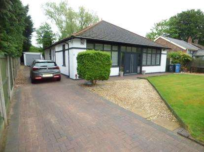 3 Bedrooms Bungalow for sale in South Park Road, Kirkby, Liverpool, Merseyside, L32