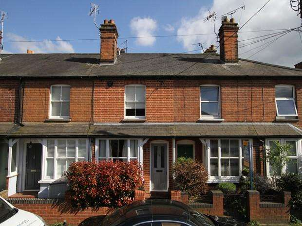 3 Bedrooms Terraced House for sale in Station Road , MARLOW, SL7