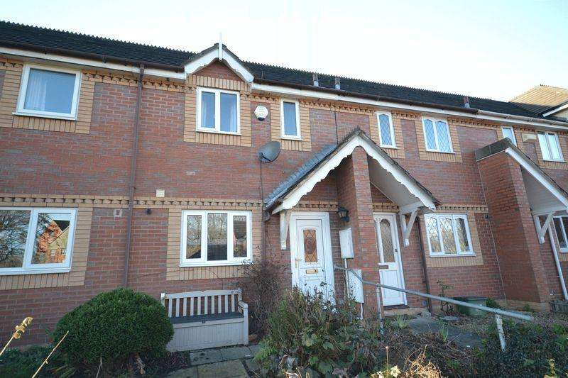 2 Bedrooms Terraced House for sale in Hoylake Drive, Warmley, Bristol