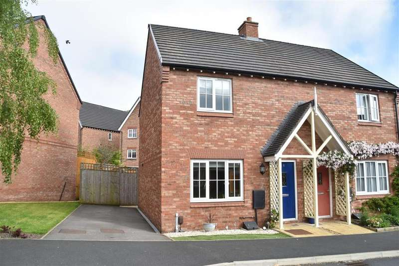 2 Bedrooms Semi Detached House for sale in Shireburne Drive, Chorley
