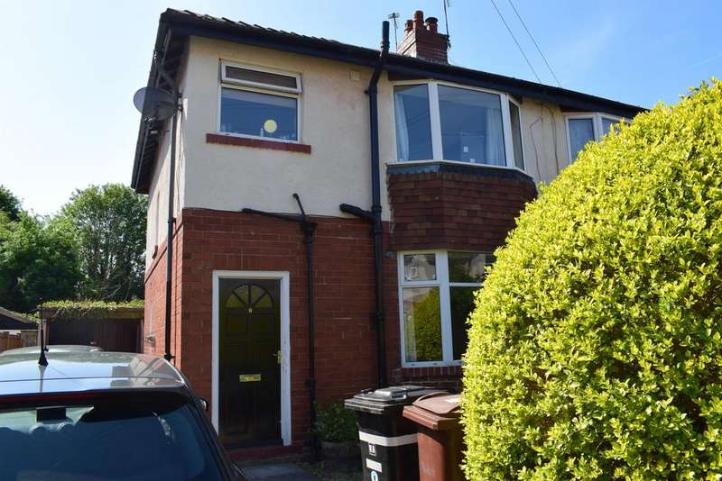 3 Bedrooms Semi Detached House for rent in Foxhill, Wetherby, LS22 6PS
