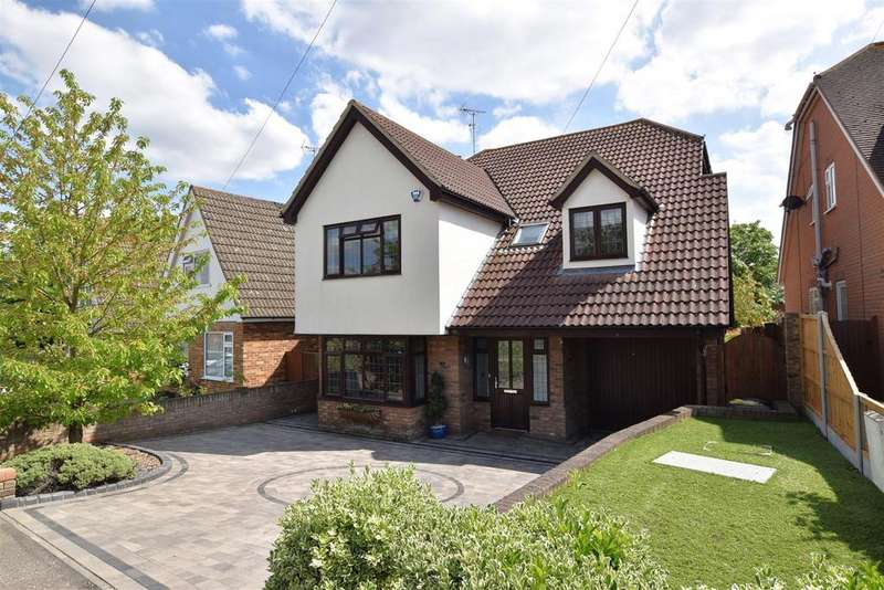 5 Bedrooms Detached House for sale in 3 The Westerings, Hockley