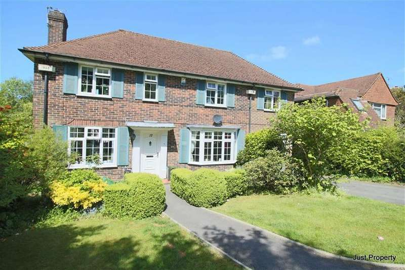 4 Bedrooms Detached House for sale in Westfield Lane, St Leonards On Sea