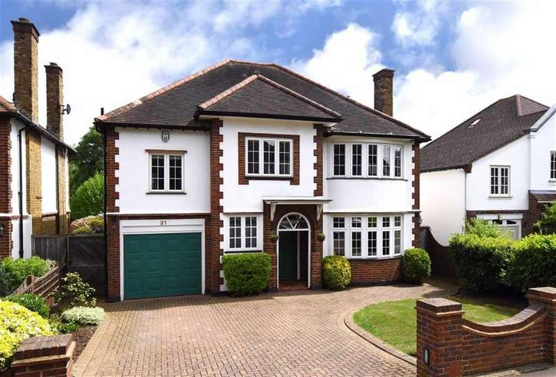 5 Bedrooms Detached House for sale in Beadon Road, Bromley, Kent