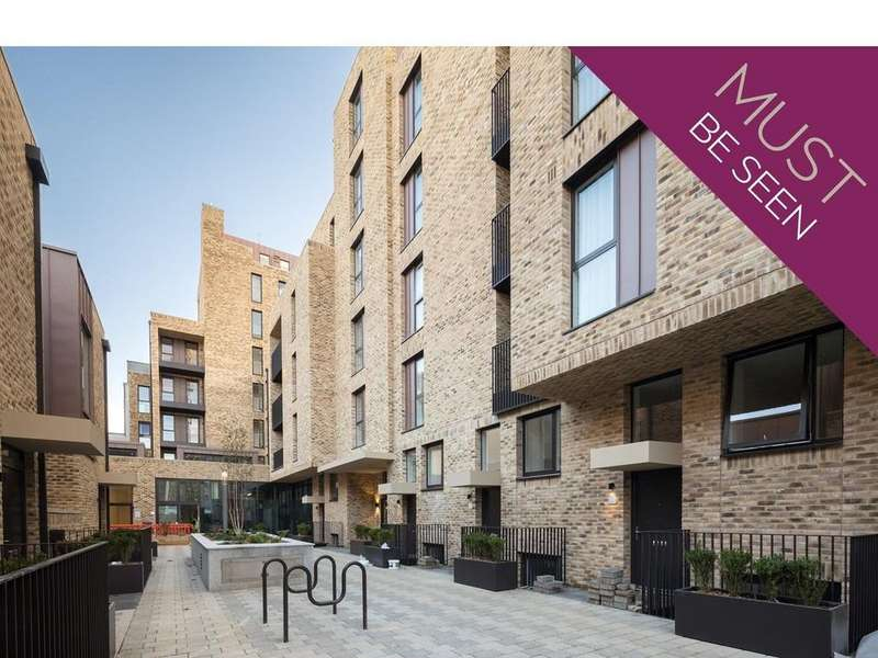 2 Bedrooms Flat for sale in Gray's Inn Road, London WC1X 8QF