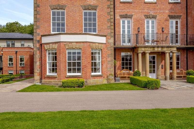 2 Bedrooms Flat for sale in Manor Lane, Rossett