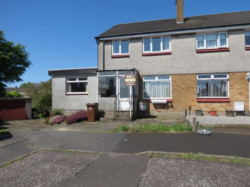 4 Bedrooms Semi-detached Villa House for sale in Hamilton Cres, Bishopton PA7