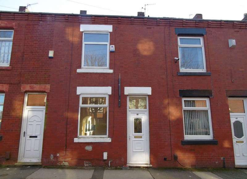 2 Bedrooms Terraced House for sale in Radclyffe Street Oldham OL9 0HY