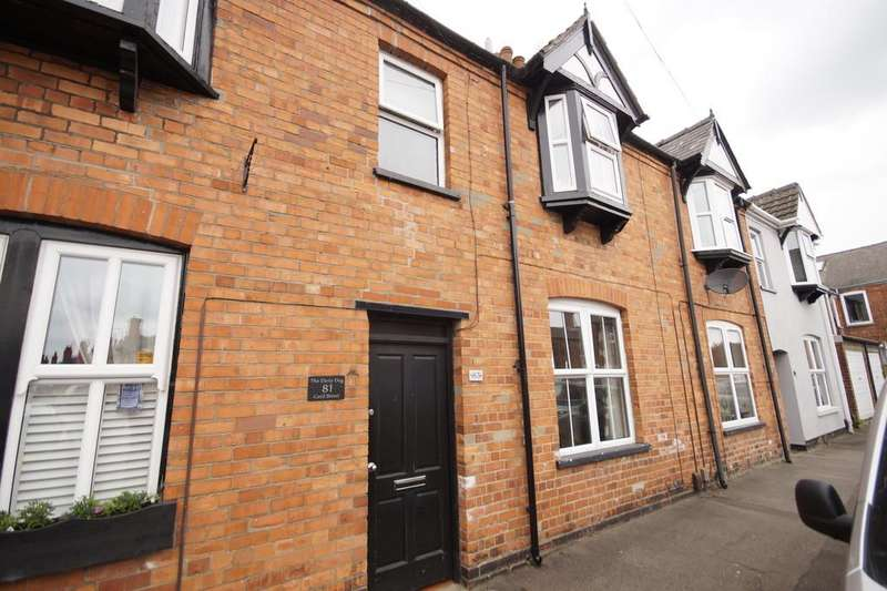 2 Bedrooms Terraced House for sale in Cecil Street, Lincoln