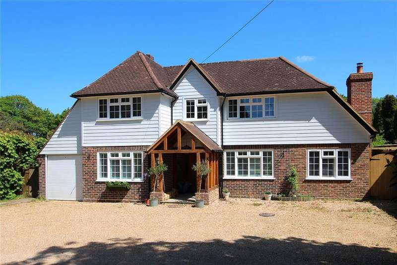 5 Bedrooms Detached House for sale in Worsted Lane, East Grinstead, West Sussex