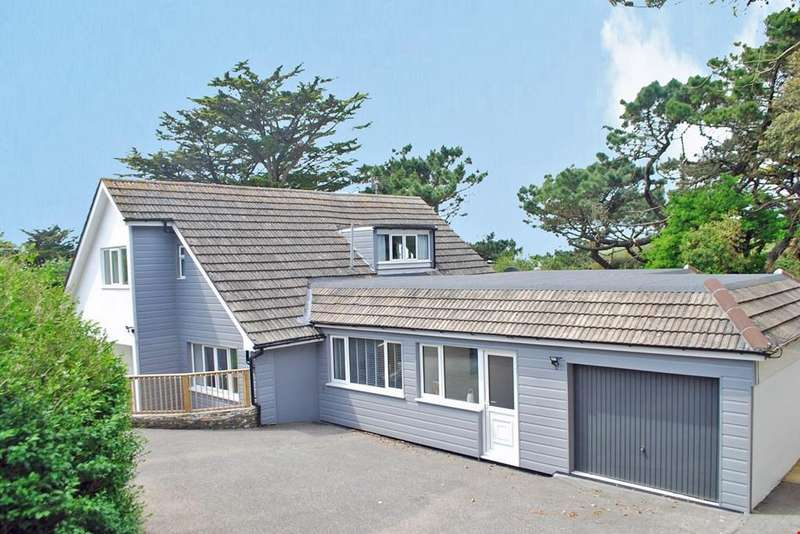 5 Bedrooms Detached House for sale in New Polzeath, Nr. Wadebridge, North Cornwall, PL27