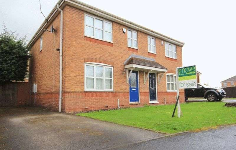 3 Bedrooms Property for sale in Caldywood Drive, Whiston, L35