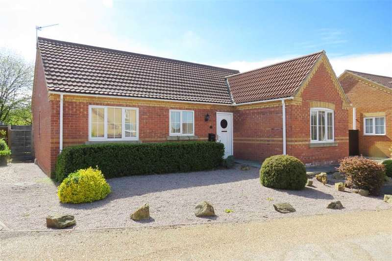3 Bedrooms Detached Bungalow for sale in Shire Close, Billinghay