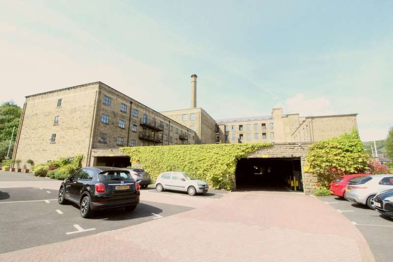 2 Bedrooms Flat for sale in Bacup Road, Rawtenstall, Rossendale, BB4