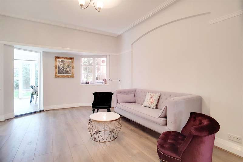 2 Bedrooms Flat for sale in Golders Green Crescent London
