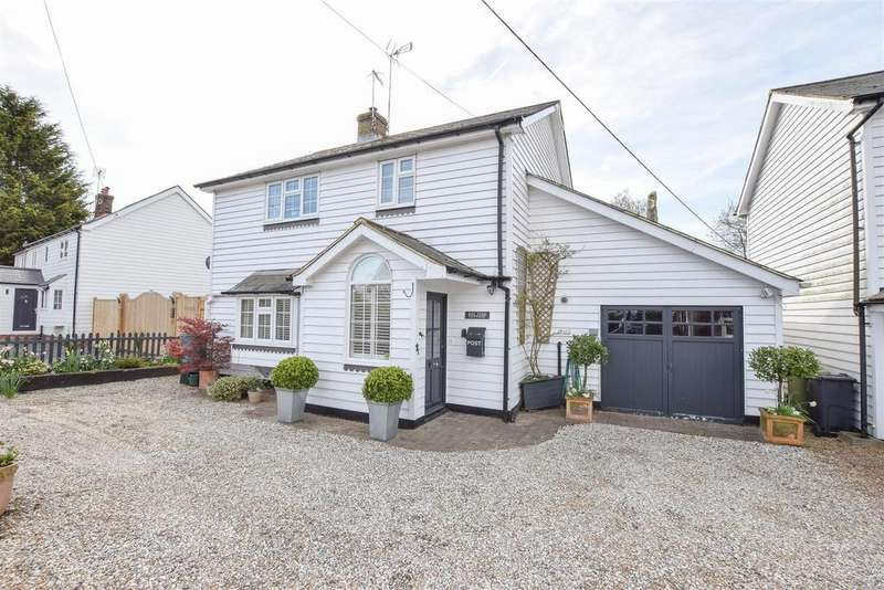 4 Bedrooms Detached House for sale in Battle Road, Staplecross, Robertsbridge