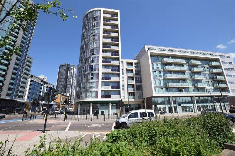 2 Bedrooms Apartment Flat for sale in Rick Roberts Way, Stratford
