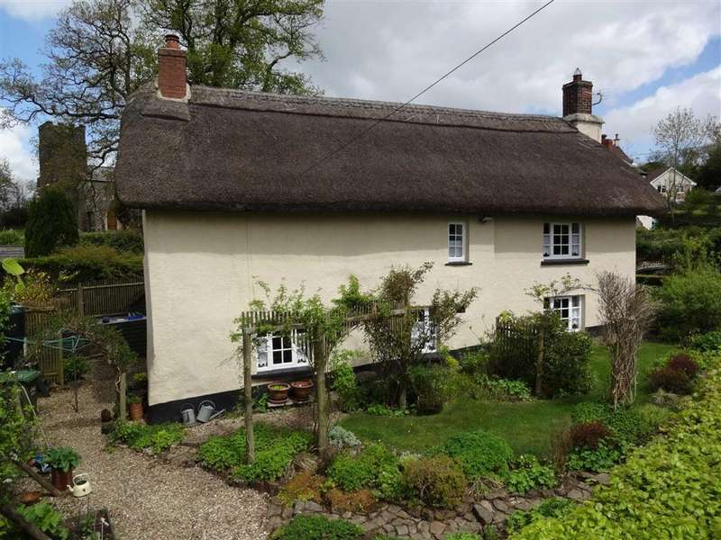 3 Bedrooms Detached House for sale in Meshaw, South Molton, Devon, EX36