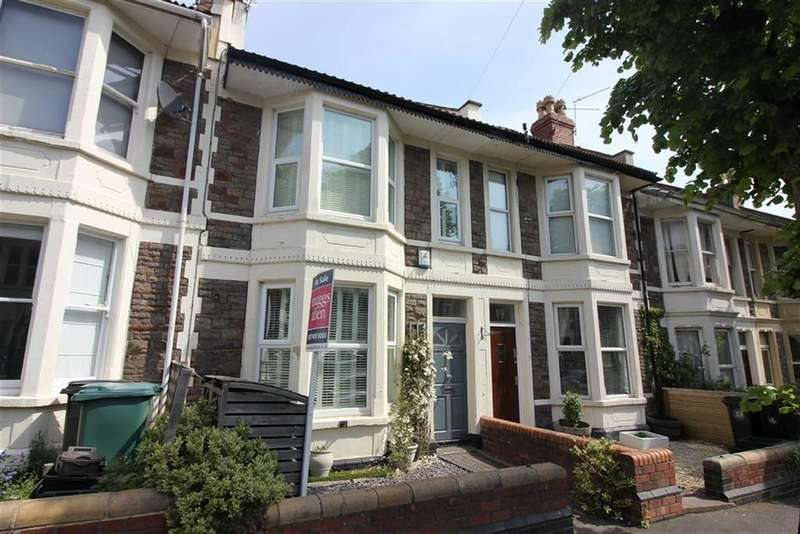 4 Bedrooms Terraced House for sale in Court Road, Horfield, Bristol