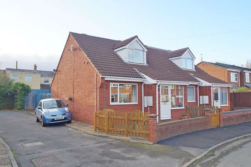 2 Bedrooms Semi Detached Bungalow for sale in Grinstead Way, Carrville