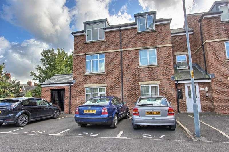 2 Bedrooms Flat for sale in Dorman Gardens, Linthorpe