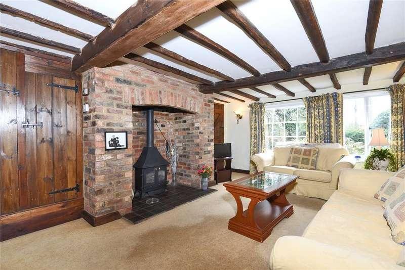 2 Bedrooms Semi Detached House for sale in Heath Green, Heath Reach, Leighton Buzzard, Bedfordshire, LU7