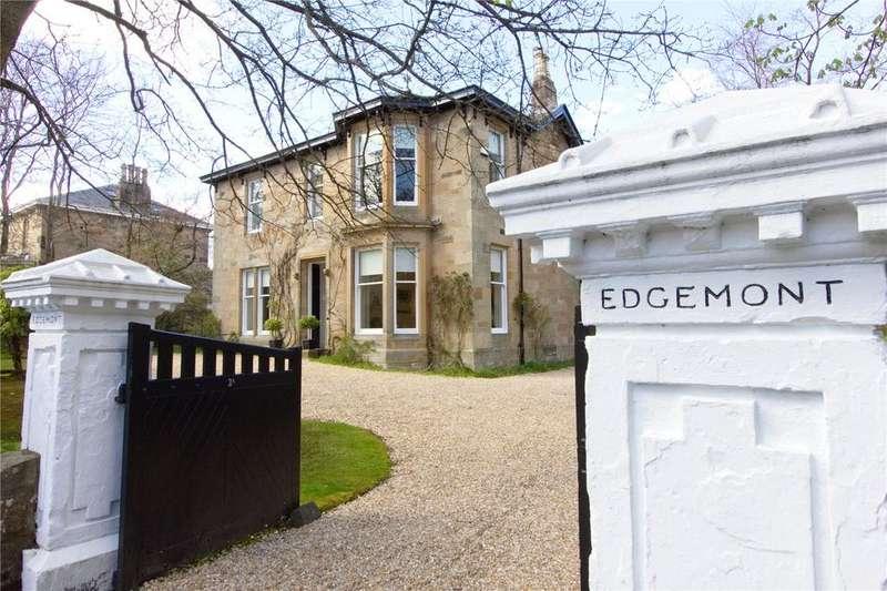 5 Bedrooms House for sale in Edgemont, Collylinn Road, Bearsden