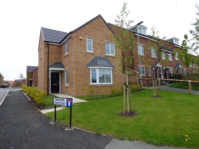 3 Bedrooms Property for sale in Hanover Crescent, Shotton Colliery, Durham, Durham, DH6 2NR