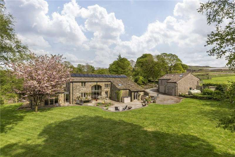 4 Bedrooms House for sale in Old Burton Croft, Rylstone, Skipton