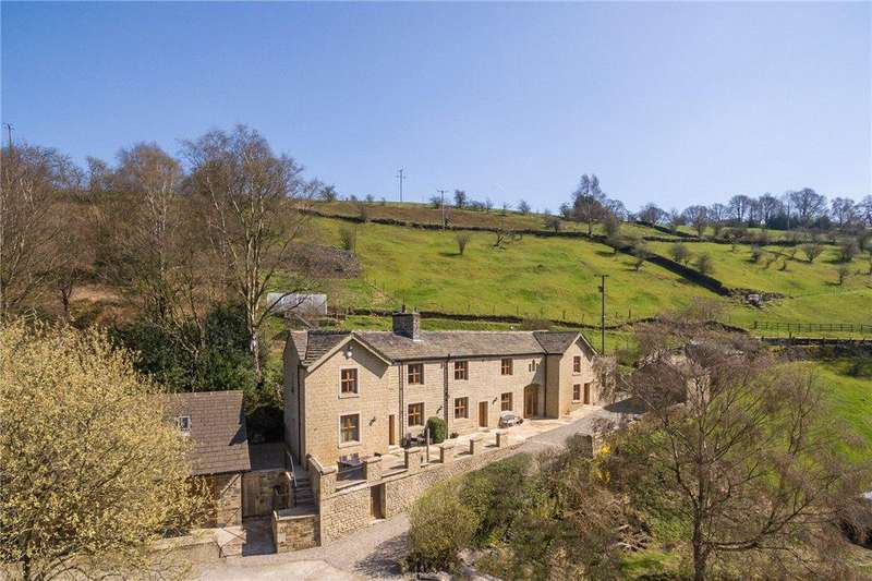4 Bedrooms Unique Property for sale in Wood Vale Farm, Ellers Road, Sutton-in-Craven, Keighley