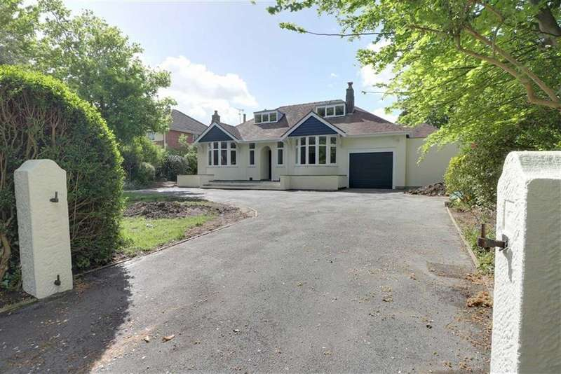 6 Bedrooms Detached House for sale in Middlewich Road, Sandbach