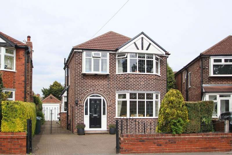 3 Bedrooms Detached House for sale in Mansfield Road, Urmston, Manchester, M41